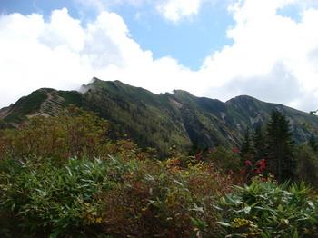 2011年9月23日冷池山荘より爺ヶ岳.jpg